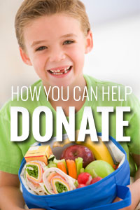 Donate Brant Food For Thought