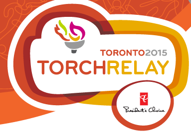 2015 Toronto Pan Am Torch Relay