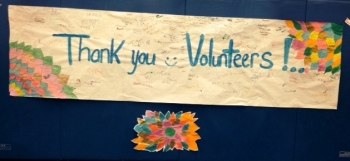 Agnes Hodge - Thank you volunteers_May 2015
