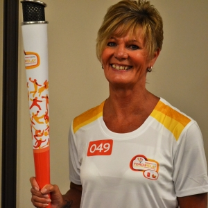 Torch Relay - Deanna Searle