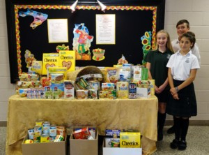 "Braemar House School Annual ""Thanks-4-Giving"" Food Drive"