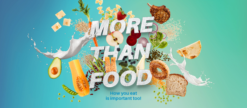 Nutrition Month 2020:  More Than Food
