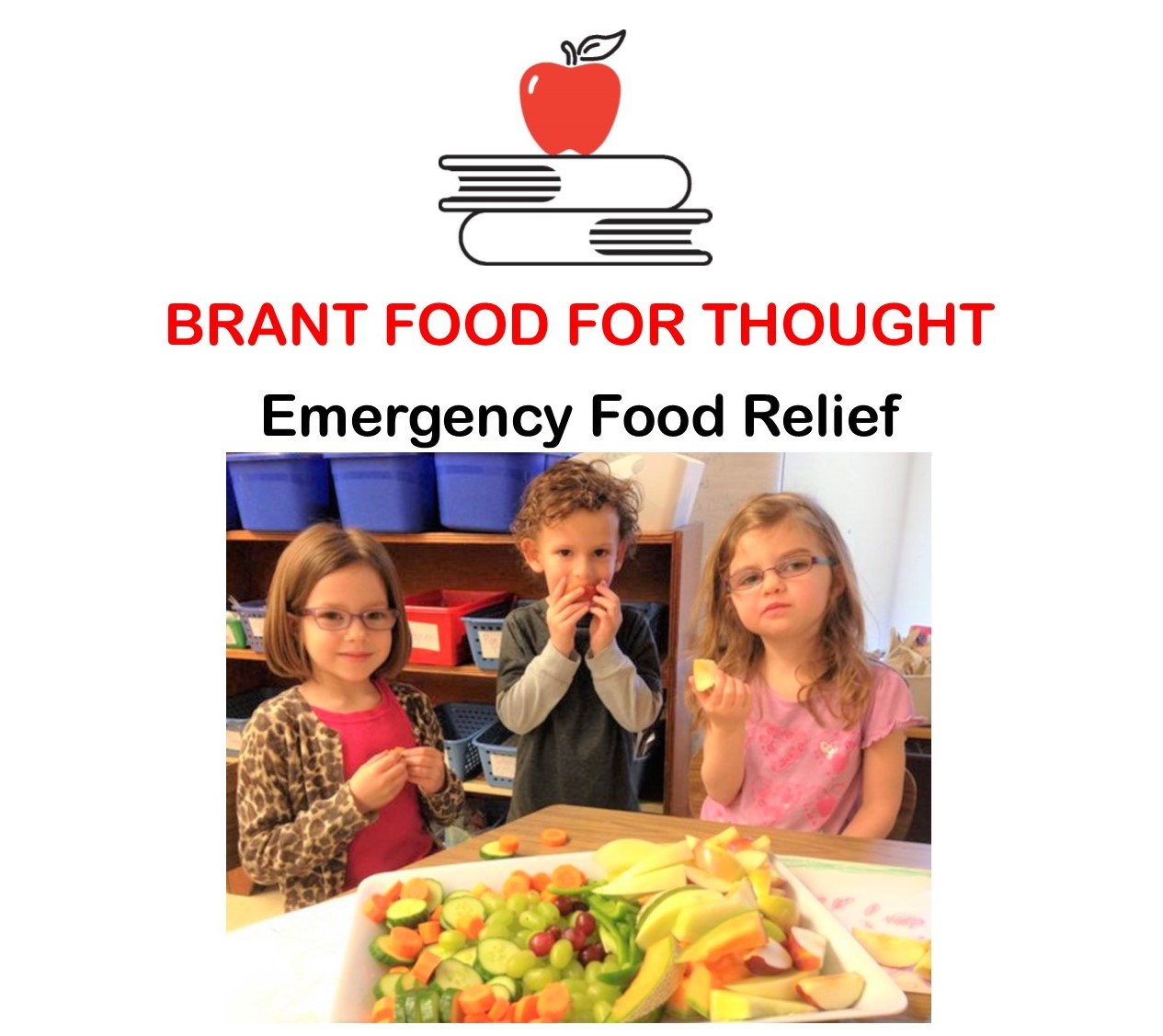 Launching Emergency Food Relief Plan To Support Students and Families