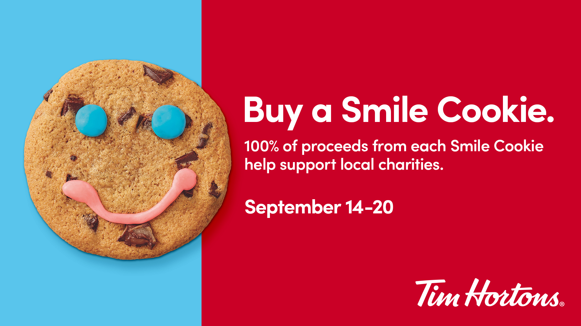 Get a Smile, Give a Smile and Make a Difference – September 14th to 20th