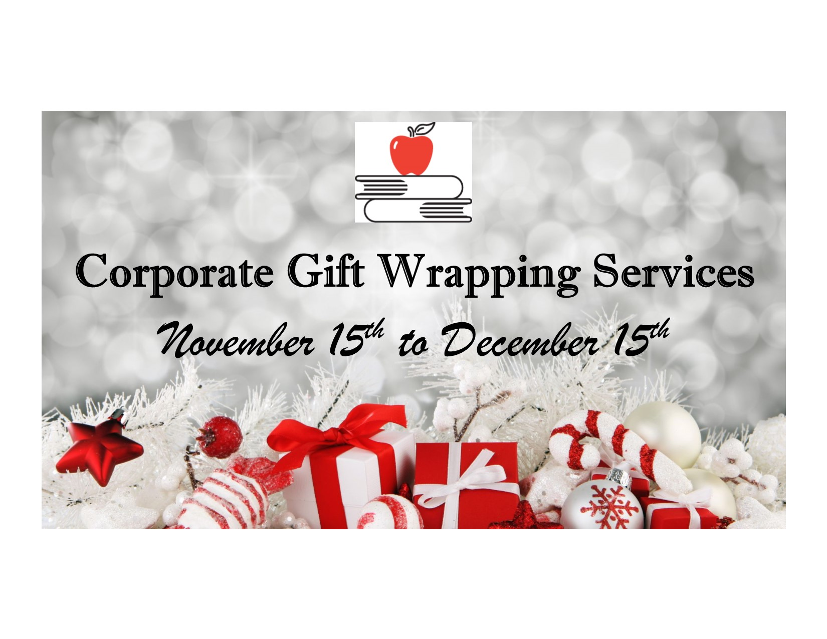 Holiday Gift Wrap 2020–Corporate Gift Wrapping Services in Lieu of Mall Booth