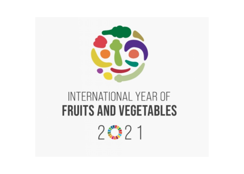 2021:  International Year of Fruits and Vegetables