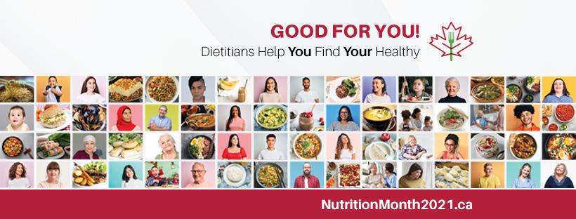 Celebrating #NutritionMonth 2021